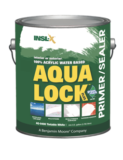 AQUA LOCK Plus Acrylic Stain Killing Primer AQ-0400