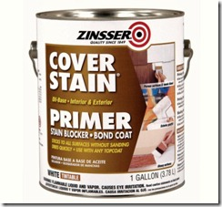 Cover Stain OIl Based